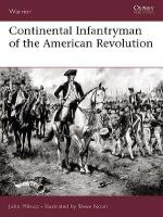 25841 - Milsop-Noon, J.-S. - Warrior 068: Continental Infantryman of the American Revolution