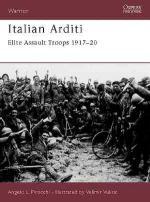 26993 - Pirocchi-Vuksic, A.L.-V. - Warrior 087: Italian Arditi. Elite Assault Troops 1917-20