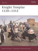 29908 - Nicholson-Reynolds, H.-W. - Warrior 091: Knight Templar 1120-1312