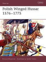 33456 - Brzezinski, R. - Warrior 094: Polish Winged Hussar 1576-1775