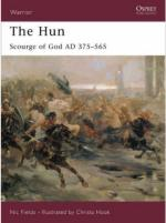 34795 - Fields, N. - Warrior 111: The Hun. Scourge of God AD 375-565