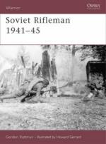 37179 - Rottman-Gerrard, G.L.-H. - Warrior 123: Soviet Rifleman 1941-45