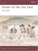 37181 - Turnbull-Hook, S.-R. - Warrior 125: Pirate of the Far East 941-1644