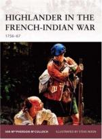 38075 - MacPherson McCulloch-Noon, I.-S. - Warrior 126: Highlander in the French-Indian War. 1756-67