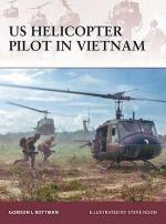 38077 - Rottman, G. - Warrior 128: US Helicopter Pilot in Vietnam