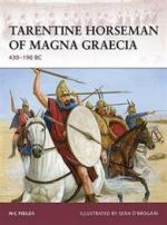 39074 - Fields, N. - Warrior 130: Tarentine Horseman of Magna Graecia. 430-190 BC