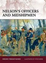 40769 - Fremont Barnes, G. - Warrior 131: Nelson's Officers and Midshipmen