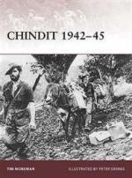 40772 - Moreman, T. - Warrior 136: Chindit 1942-45