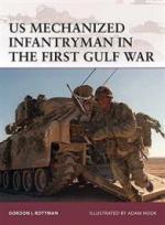 42993 - Rottman, G.L. - Warrior 140: US Mechanized Infantryman in the First Gulf War