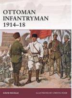 44579 - Nicolle, D. - Warrior 145: Ottoman Infantryman 1914-18
