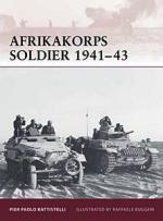 46424 - Battistelli-Ruggeri, P.P.-R. - Warrior 149: Afrikakorps Soldier 1941-43