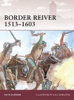 47701 - Durham-Embleton, K.-G. - Warrior 154: Border Reiver 1513-1603