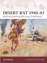 49456 - Moreman-Noon, T.-S. - Warrior 160: Desert Rat 1940-43. British Commonwealth troops in North Africa