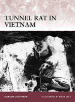 50886 - Rottman-Delf, G.L.-B. - Warrior 161: Tunnel Rat in Vietnam