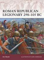 50887 - Fields-O Brogain, N.-S. - Warrior 162: Roman Republican Legionary 298-105 BC