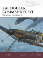52400 - Barber-Turner, M.-G. - Warrior 164: RAF Fighter Command Pilot. The Western Front 1939-42