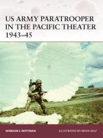 52401 - Rottman-Delf, G.L.-B. - Warrior 165: US Army Paratrooper in the Pacific Theater 1943-45