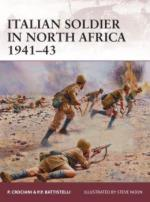 54592 - Battistelli-Crociani-Noon, P.P.-P.-S. - Warrior 169: Italian soldier in North Africa 1941-43