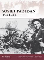 55484 - Cornish-Karachtchouk, N.-A. - Warrior 171: Soviet Partisan 1941-44