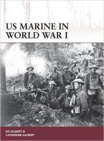 58714 - Gilbert-Gilbert, E.-C. - Warrior 178: US Marine in World War I