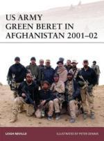 58715 - Neville-Dennis, L.-P. - Warrior 179: US Army Green Beret in Afghanistan 2001-02