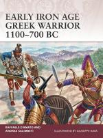58716 - D'Amato-Salimbeti, R.-A. - Warrior 180: Early Iron Age Greek Warrior 1100-700 BC