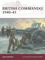 58712 - Konstam-Turner, A.-G. - Warrior 181: British Commando 1940-45