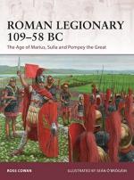 63081 - Cowan-O'Brogain, R.-S. - Warrior 182: Roman Legionary 109-58 BC. The Age of Marius, Sulla and Pompey the Great