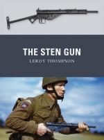 52405 - Thompson-Stacey, L.-M. - Weapon 022: Sten Gun