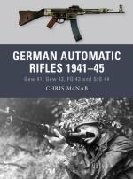 53616 - McNab-Bujeiro, C.-R. - Weapon 024: German Automatic Rifles 1941-45
