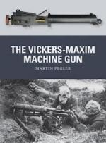 53617 - Pegler-Dennis, M.-P. - Weapon 025: Vickers-Maxim Machine Gun