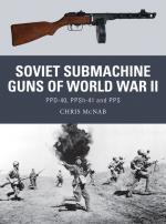 55487 - McNab-Noon, C.-S. - Weapon 033: Soviet Submachine Guns of World War II
