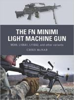 61816 - McNab, C. - Weapon 053: FN Minimi Light Machine Gun (The)