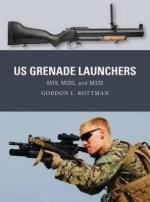 63118 - Rottman-Shumate-Gilliland, G.L.-J.-A. - Weapon 057: US Grenade Launchers. M79, M203, and M320